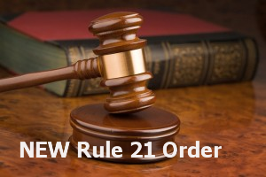 Gavel New Rule 21